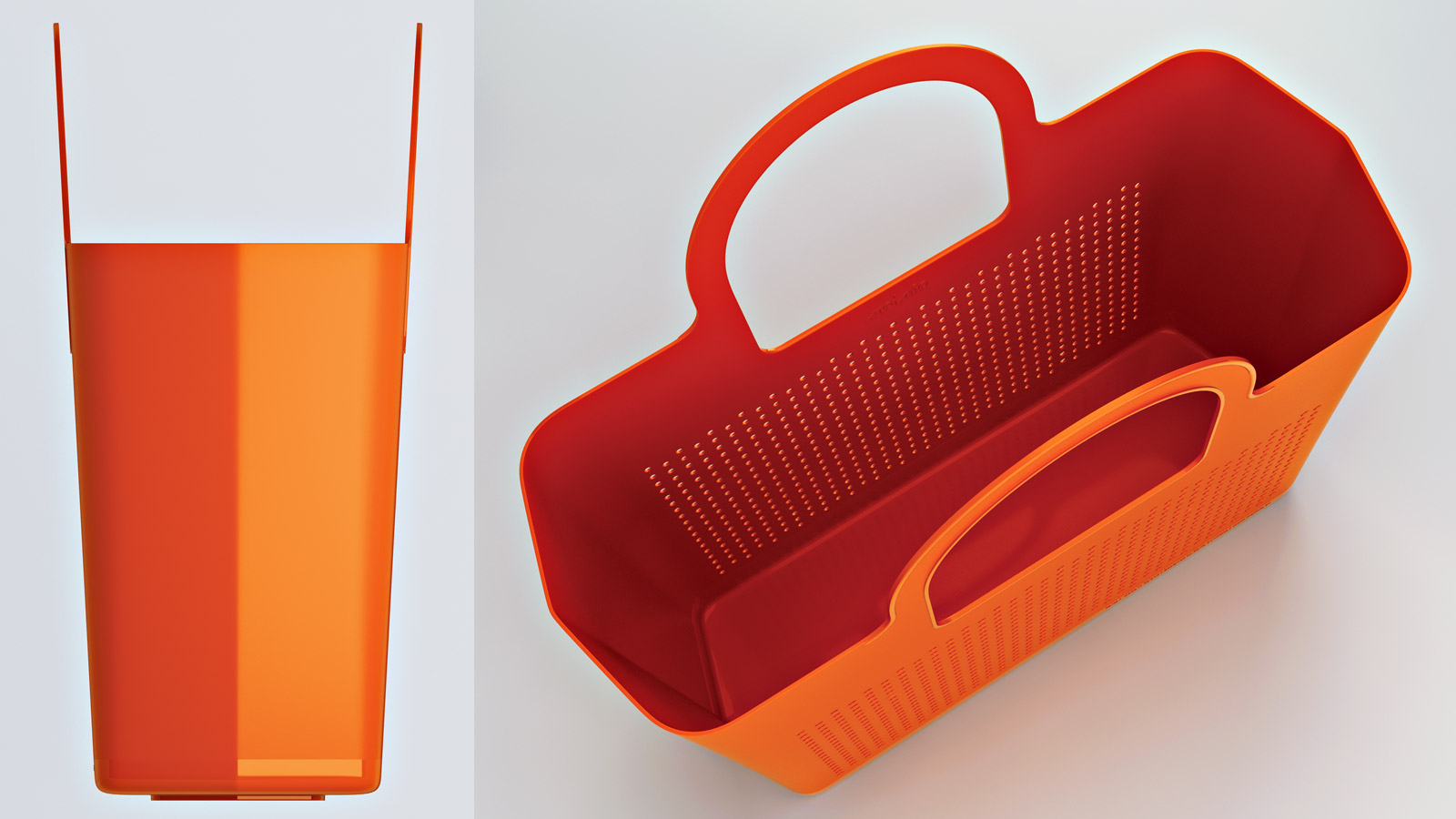 POLKA shopper has been designed for Polish brand MOIMIO