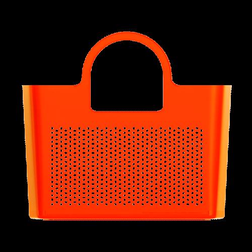 Koszyk POLKA – projekt Daria Burlińska dla marki MOIMIO