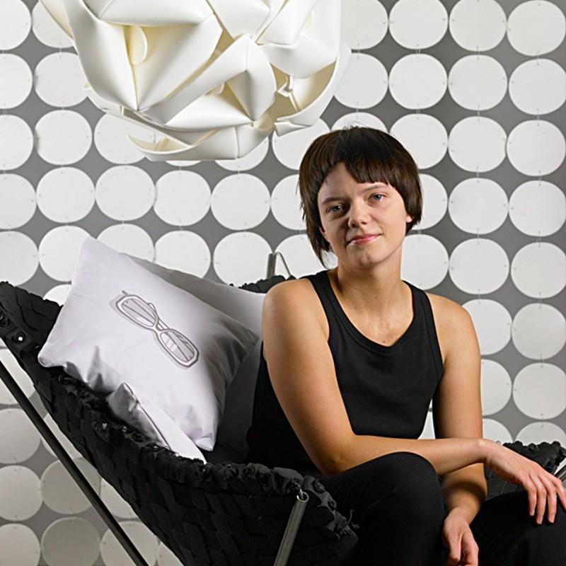 Projektantka Daria Burlińska (DBWT.PL) – publikacja w Elle Deco 2008