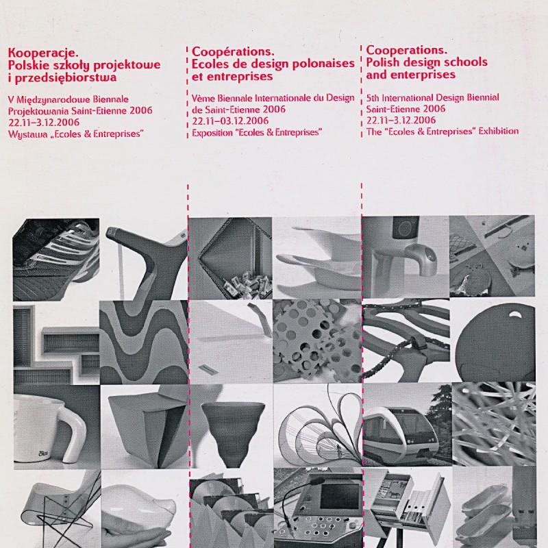 Daria Burlińska – «V Międzynarodowe Biennale Projektowania» w Saint-Etienne – wystawa prac studenckich